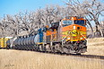 BNSF 4516 near Big Lift, CO on January 26, 2014.