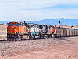 BNSF 5948 at Rio Puerco NM on February 15, 2014.